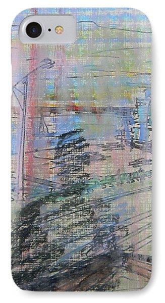Maple Leaf Quay Phone Case by Marwan George Khoury