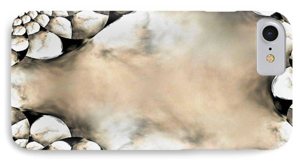 Marble Abstract Phone Case by Maria Urso