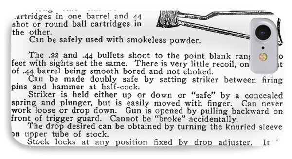 Marbles Game Getter Gun Phone Case by Granger