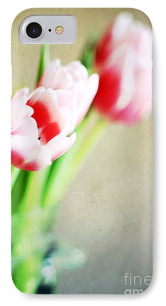 March Tulips Phone Case by Darren Fisher