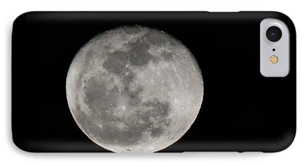 March Waning Moon Phone Case by Lara Ellis