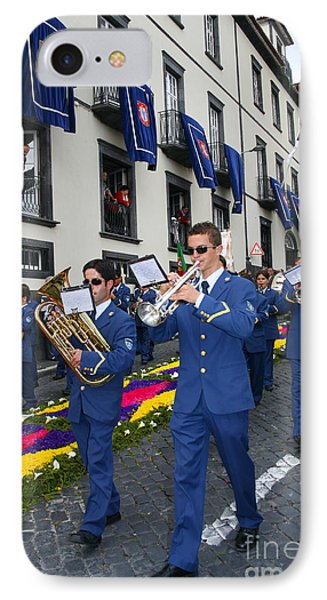 Marching Band Phone Case by Gaspar Avila