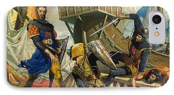 Marco Polo Phone Case by Severino Baraldi