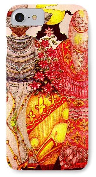 Mariachi Wedding Phone Case by Dede Shamel Davalos