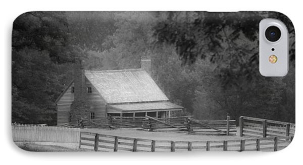 Mariah Wright House Appomattox Virginia Phone Case by Teresa Mucha