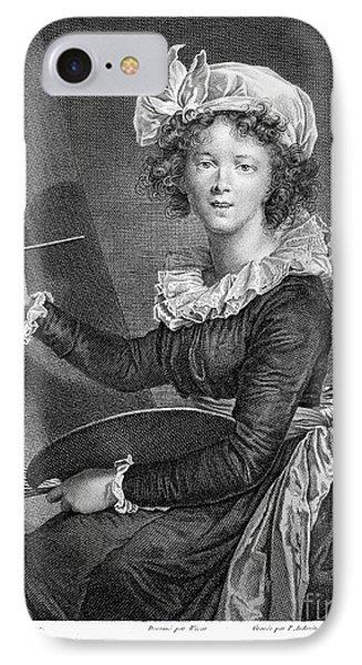 Marie Anne Vigee-lebrun Phone Case by Granger