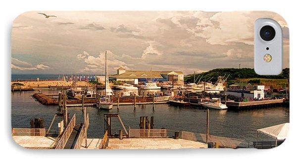 Marina Of Rhode Island IPhone Case by Lourry Legarde