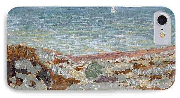 Marine Phone Case by Edouard Vuillard