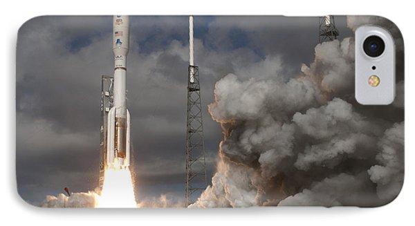 Mars Science Laboratory Rover Curiosity Phone Case by NASA Scott Andrews Canon