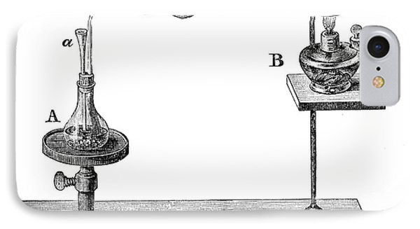 Marsh Test Apparatus, 1867 Phone Case by Science Source