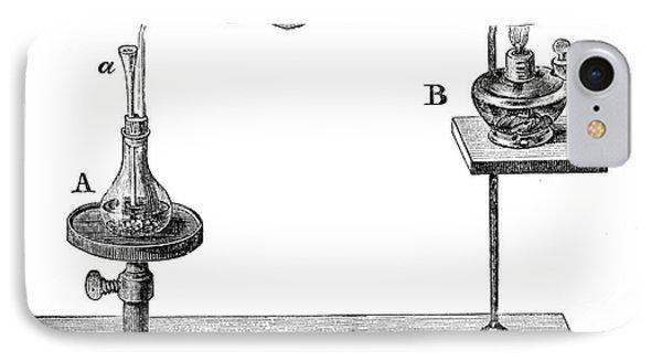 Marsh Test Apparatus, 1867 IPhone Case