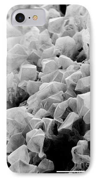 Martian Co2 Crystals Phone Case by National Snow and Ice Data Center