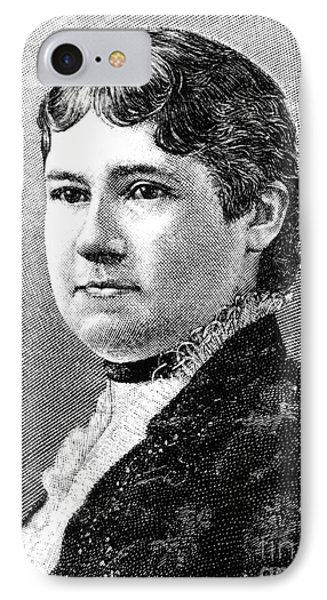 Mary Arthur Mcelroy Phone Case by Granger