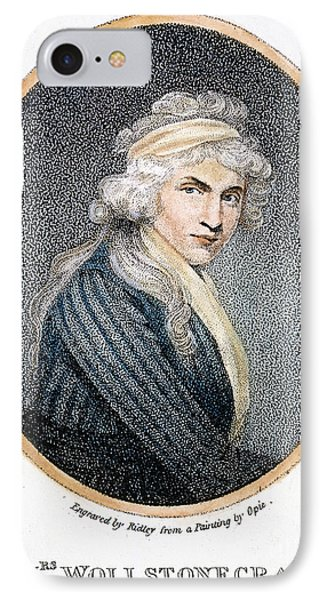Mary W. Godwin (1759-1797) Phone Case by Granger