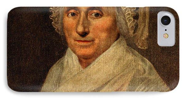 Mary Washington - First Lady  Phone Case by International  Images