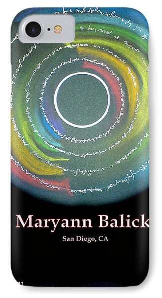 Maryann Balicki IPhone Case by Ahonu