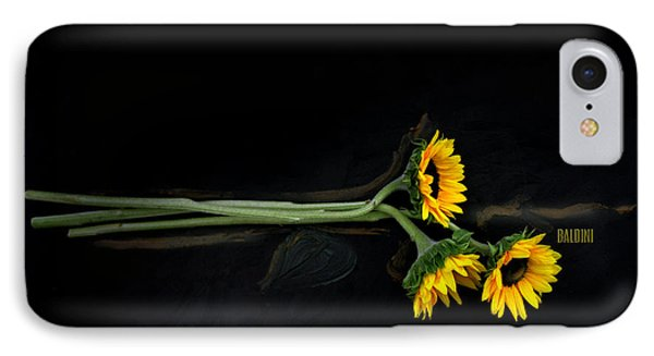 Master Sunflowers Phone Case by J R Baldini M Photog