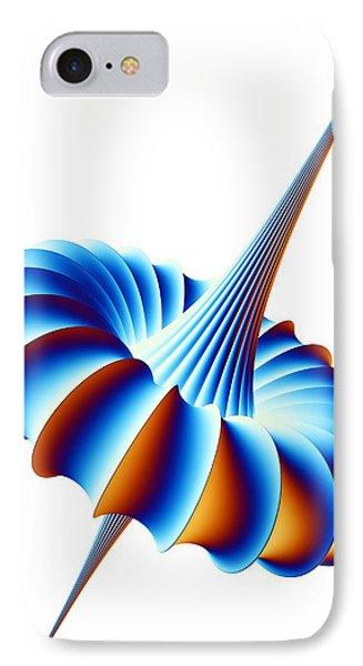 Mathematical Model, Artwork Phone Case by Pasieka