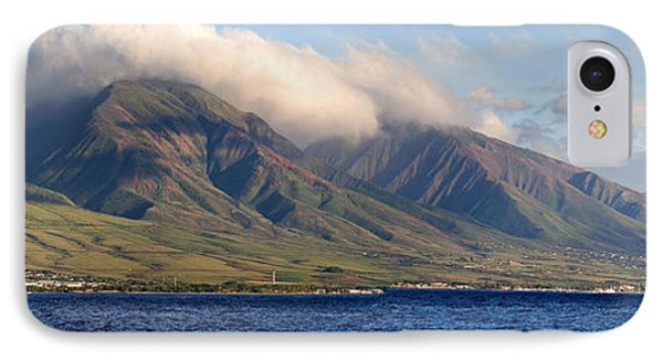Maui Pano Phone Case by Scott Pellegrin