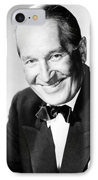 Maurice Chevalier Phone Case by Granger