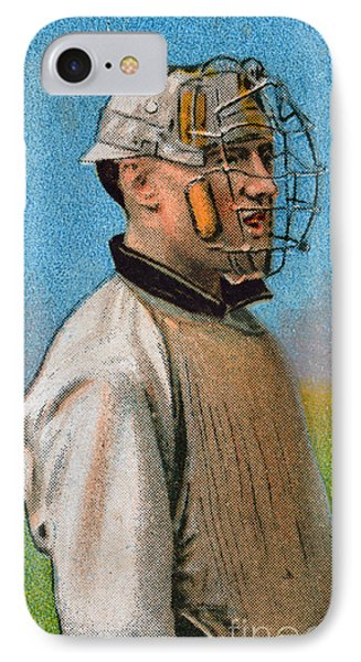Maurice Riley Powers Phone Case by Granger