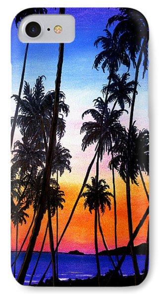 Mayaro Red Dawn Phone Case by Karin  Dawn Kelshall- Best
