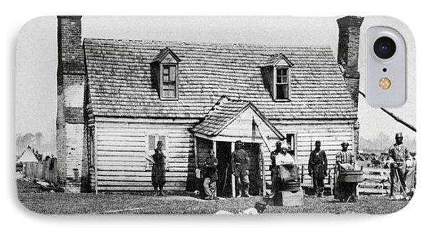 Mcclellans Headquarters IPhone Case by Granger