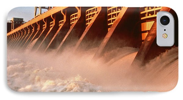 Mcnary Dam Phone Case by DOE/Science Source