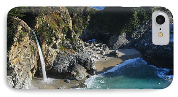 IPhone Case featuring the photograph Mcway Falls by Lynn Bauer
