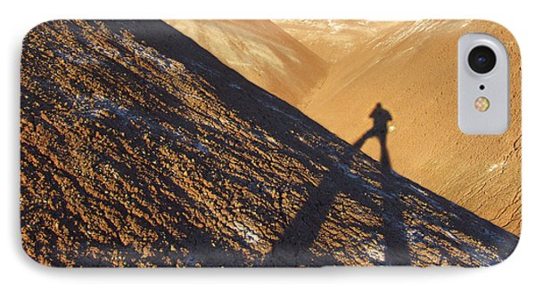 Me And My Shadow - Utah IPhone Case