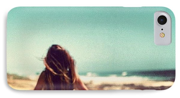 #me #beach #summer #loving #picture Phone Case by Isidora Leyton