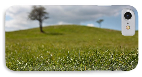 Meadow Phone Case by Semmick Photo