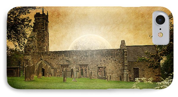 Medieval Church Phone Case by Svetlana Sewell