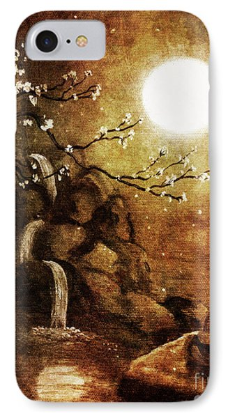 Meditation Beyond Time IPhone Case