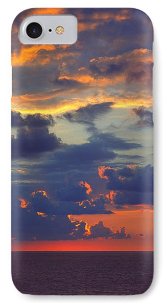 Mediterranean Sky IPhone Case by Mark Greenberg