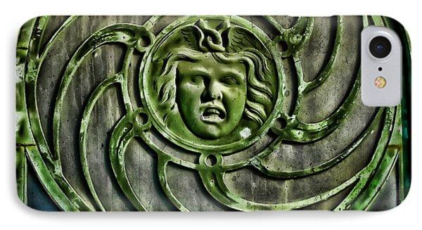 Medusa IPhone Case by Colleen Kammerer