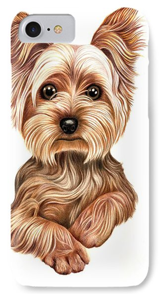 Meet Terry From Yorkshire Phone Case by Margaret Sanderson