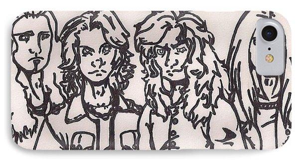 Megadeth IPhone Case