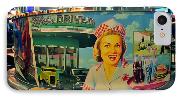 Mels Drive In Phone Case by David Lee Thompson