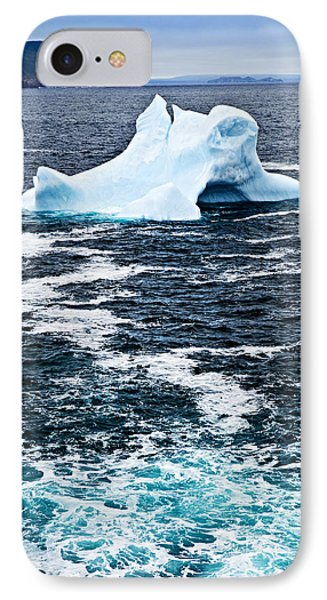 Melting Iceberg IPhone Case by Elena Elisseeva