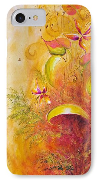Memories Of Paradise II IPhone Case by Dina Dargo