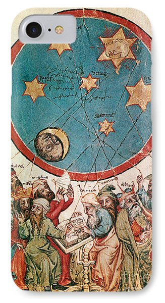 Men & Their Guiding Stars Phone Case by Science Source