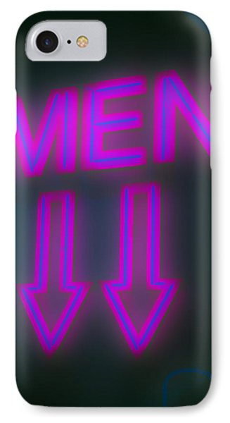 Men Phone Case by Richard Piper