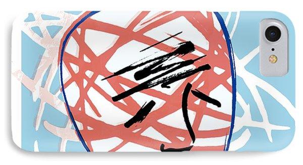 Mental Breakdown, Conceptual Artwork Phone Case by Paul Brown