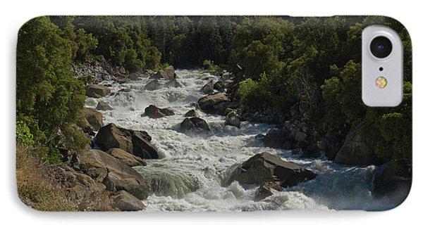 Merced River In Yosemite Phone Case by Tim Mulina