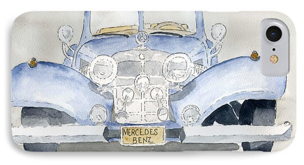 Mercedes Benz IPhone Case