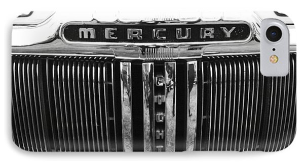 IPhone Case featuring the photograph Mercury Grill  by Kym Backland