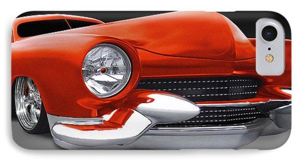 Mercury Low Rider Phone Case by Mike McGlothlen