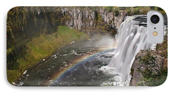 Mesa Falls II Phone Case by Robert Bales