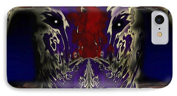 Metamorphosis Phone Case by Christopher Gaston